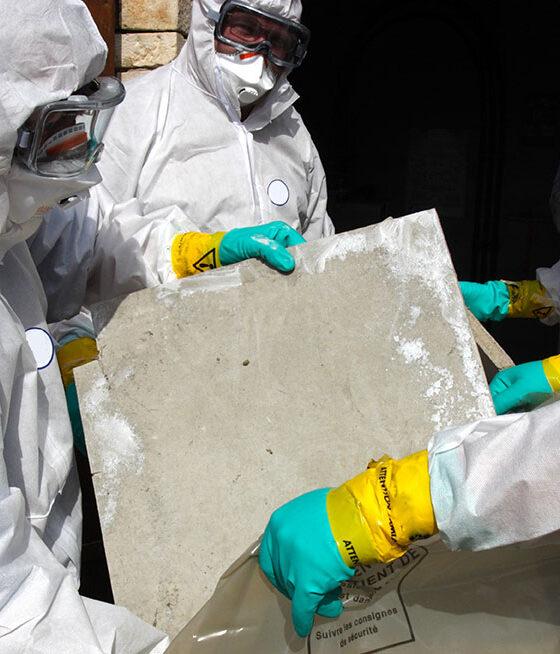 nieuws asbest problemen