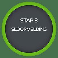 stap 3 sloopmelding