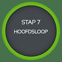 stap 7 sloopadvies werkwijze